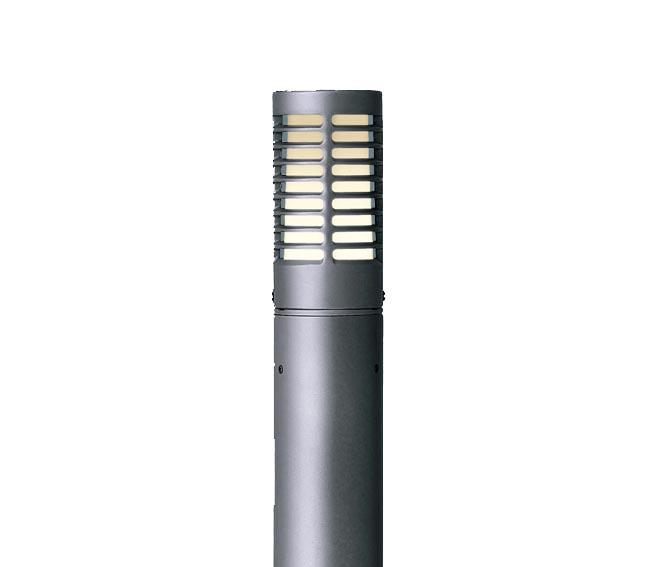 パナソニック埋込式 LED対応 ローポールライト 防雨型 地上高603mm ランプ別売(E17口金)器具のみ