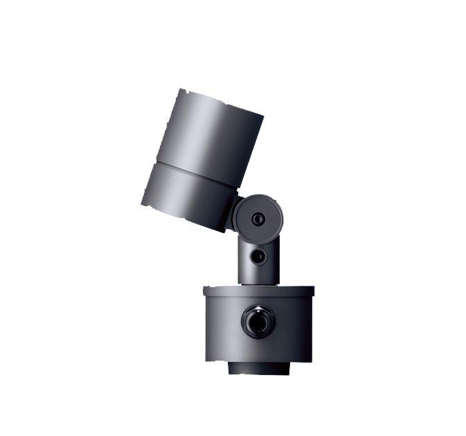 パナソニック据置取付型 LED(電球色) スポットライト 中角タイプ 防雨型 SmartArchi(スマートアーキ) シリンダータイプ パネル付型