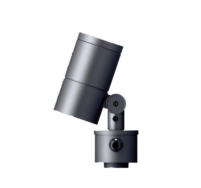 パナソニック据置取付型 LED(電球色) スポットライト 中角タイプ 防雨型 SmartArchi(スマートアーキ) シリンダータイプ