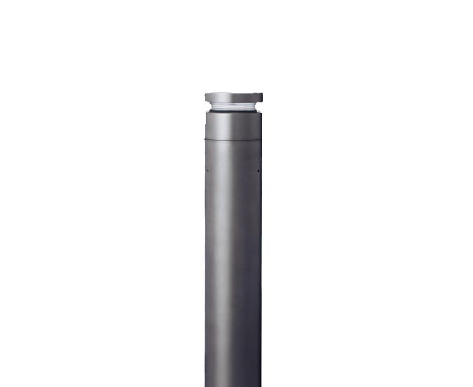 パナソニック埋込式 LED(電球色) ローポールライト 全周配光タイプ 防雨型 地上高800mm SmartArchi(スマートアーキ) LEDローポールライト