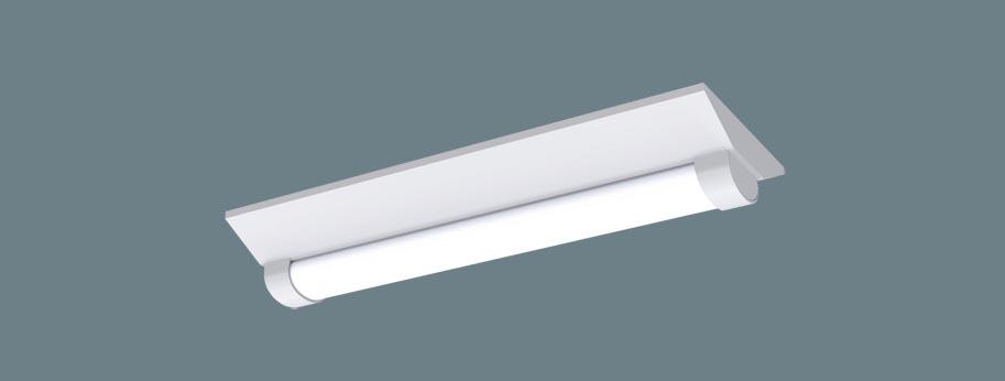 パナソニック天井直付型 20形 一体型LEDベースライト 防湿型・防雨型 Dスタイル 富士型 直管形蛍光灯FL20形1灯器具相当 FL20形・800 lm