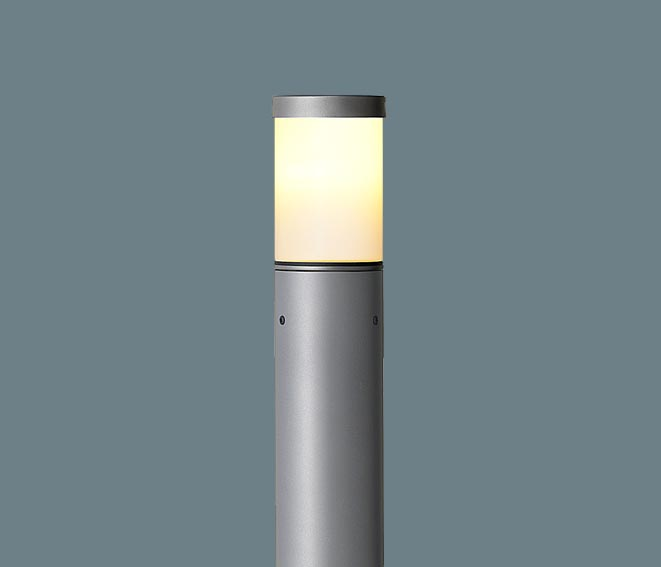 パナソニック埋込式 LED対応 ローポールライト 防雨型 地上高560mm ランプ別売(E17口金)器具のみ