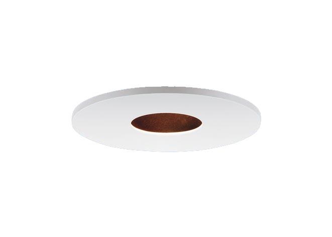 パナソニック天井埋込型 LED(電球色) ダウンライト 美ルック・浅型9H・高気密SGI形・ビーム角24度・集光タイプ 調光可 埋込穴φ85 パネル付型