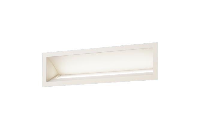 パナソニック天井埋込型・壁埋込型 LED(温白色) ブラケット 美ルック・拡散タイプ 調光可 白熱電球60形1灯器具相当