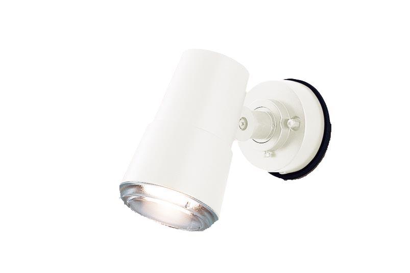 【8/1ポイント最大28倍!】パナソニック天井直付型・壁直付型 LED(電球色) スポットライト・勝手口灯 照射面中心60形電球1灯相当 防雨型 白熱電球50形1灯器具相当 50形 ランプ付き