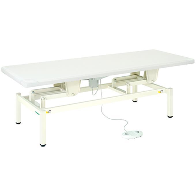 TB-564 電動ライトベッド ホワイト マッサージベッド 施術ベッド エステベッド マッサージ台 施術台 整体ベッド [8323019]