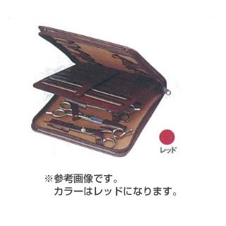 合成シザーケース #400 レッド [9069038]