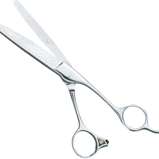 AirBackシリーズ セニングシザー 散髪はさみ エアバック セニング5.8BS29 F付 [8065001]