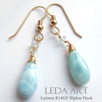 earrings grande products larimar