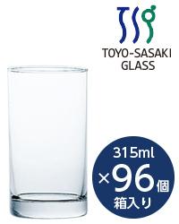 【包装不可】 東洋佐々木ガラス タンブラー 96個セット 品番:05110 glass グラス 日本製 ケース販売