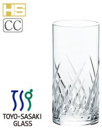 【包装不可】 東洋佐々木ガラス トラフ タンブラー 96個セット 品番:06408HS-E101 glass ウイスキー 水割り グラス 日本製 ケース販売