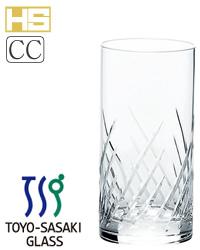 【包装不可】 東洋佐々木ガラス トラフ タンブラー 72個セット 品番:06410HS-E101 glass ウイスキー 水割り グラス 日本製 ケース販売