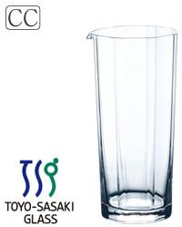 【包装不可】 東洋佐々木ガラス カラフェ ラビン 40個セット 品番:J-00242 glass 水差し 卓上瓶 日本製 ケース販売