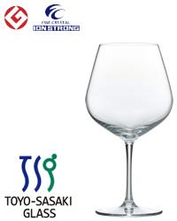 【包装不可】 東洋佐々木ガラス ディアマン ブルゴーニュ 24脚セット 品番:RN-11285CS wineglass 赤ワイン グラス 日本製 ケース販売