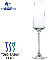 【包装不可】 東洋佐々木ガラス モンターニュ シャンパン 6脚セット 品番:RN-12254CS wineglass シャンパン グラス 日本製 ボール販売
