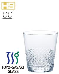 【包装不可】 東洋佐々木ガラス カットグラス 10オールド 60個セット 品番:T-20113HS-C705 glass ウイスキー ロック グラス 日本製 ケース販売