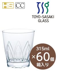 【包装不可】 東洋佐々木ガラス カットグラス 10オールド 60個セット 品番:T-20113HS-C706 glass ウイスキー ロック グラス 日本製 ケース販売