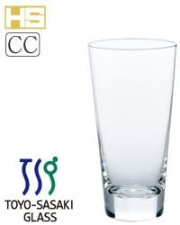 【包装不可】 東洋佐々木ガラス コニカル タンブラー 60個セット 品番:T-23114HS glass グラス ビールグラス 日本製 ケース販売