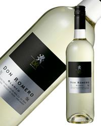 ショップ オブ ザ イヤー 5年連続受賞店舗  ドン ロメロ ブランコ 白 NV 750ml 白ワイン スペイン