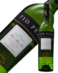 ショップ オブ ザ イヤー 5年連続受賞店舗 ドライシェリー 白ワイン ゴンザレス ビアス ティオペペ (ティオ ペペ)(ティオ ペペ) ドライシェリー 15度 750ml 並行 白ワイン