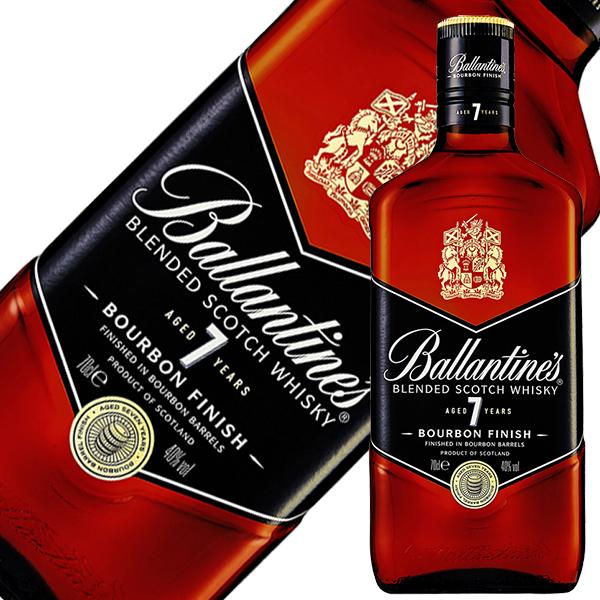 ふるさと割 ショップ オブ ザ イヤー 5年連続受賞店舗 バランタイン 新登場 7年 ウイスキー 40度 ブレンデッド 700ml スコッチ 正規 箱なし