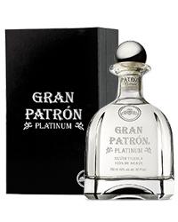 【包装不可】 パトロン グラン プラチナム 40度 箱付 750ml 並行