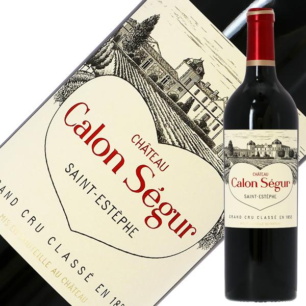 【あす楽】 格付け第3級 シャトー カロン セギュール 2017 750ml 赤ワイン カベルネ ソーヴィニヨン フランス ボルドー