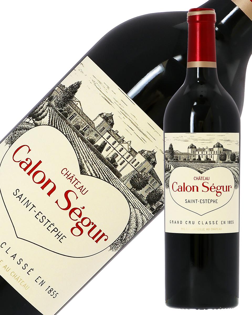 【あす楽】 格付け第3級 シャトー カロン セギュール 2004 750ml 赤ワイン フランス