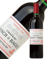格付け第5級 シャトー ランシュ バージュ 2015 750ml 赤ワイン カベルネ ソーヴィニヨン フランス ボルドー