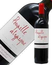 プピーユ アティピック 2014 750ml 赤ワイン メルロー フランス ボルドー