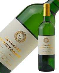 格付け第1級セカンド ラ クラルテ ド オー ブリオン 2013 750ml 白ワイン セミヨン フランス ボルドー