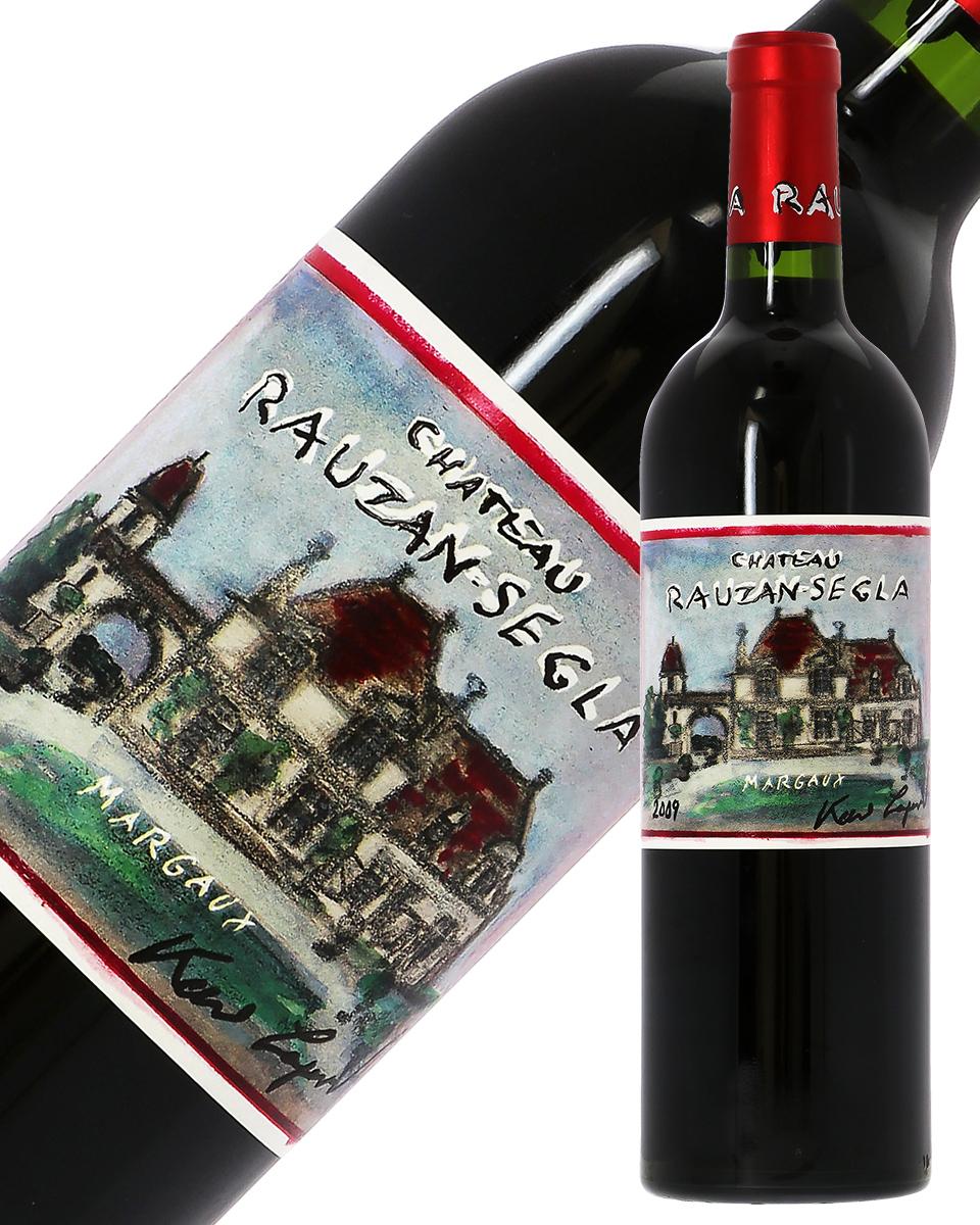 格付け第2級 350周年記念特別ラベル シャトー ローザン セグラ 2009 750ml 赤ワイン フランス