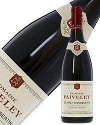 フェヴレ ジュヴレ シャンベルタン VV 2015 750ml 赤ワイン ピノノワール フランス ブルゴーニュ