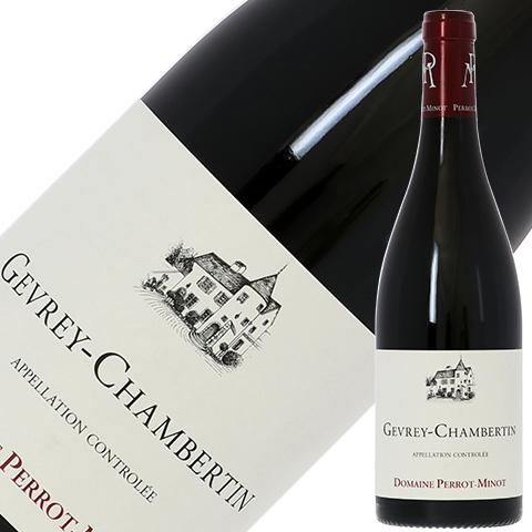 ドメーヌ ペロ ミノ ジュヴレ シャンベルタン 2016 750ml 赤ワイン ピノ ノワール フランス ブルゴーニュ