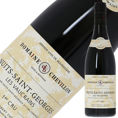 ドメーヌ ロベール シュヴィヨン ニュイ サン ジョルジュ プルミエ クリュ レ ヴォークラン 2017 750ml 赤ワイン ピノ ノワール フランス ブルゴーニュ