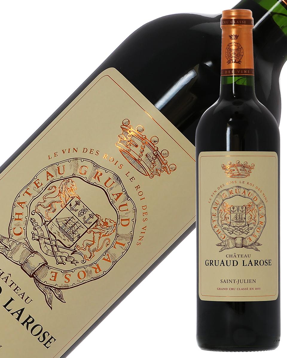 【あす楽】 格付け第2級 シャトー グリュオー ラローズ 2016 750ml 赤ワイン フランス