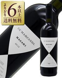 【よりどり6本以上送料無料】 カ マルカンダ(ガヤ) マガーリ 2016 750ml 赤ワイン カベルネフラン イタリア