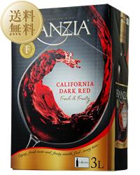 【送料無料】【包装不可】 フランジア ワインタップ ダークレッド(ボックスワイン) 2ケース 3000ml×8 赤ワイン