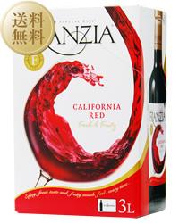 【あす楽】【送料無料】【包装不可】 フランジア ワインタップ 赤 (ボックスワイン) 2ケース 3000ml ×8 赤ワイン