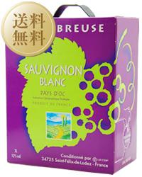 【あす楽】【送料無料】【包装不可】 ジャンジャン ソーヴィニヨン ブラン BIB(バックインボックス) 1ケース 3000ml×4 BOXワイン ボックスワイン 白ワイン