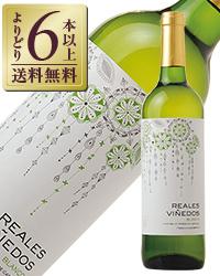【よりどり6本以上送料無料】 レアレス ビニェードス ブラン 2018 750ml 白ワイン マカベオ スペイン