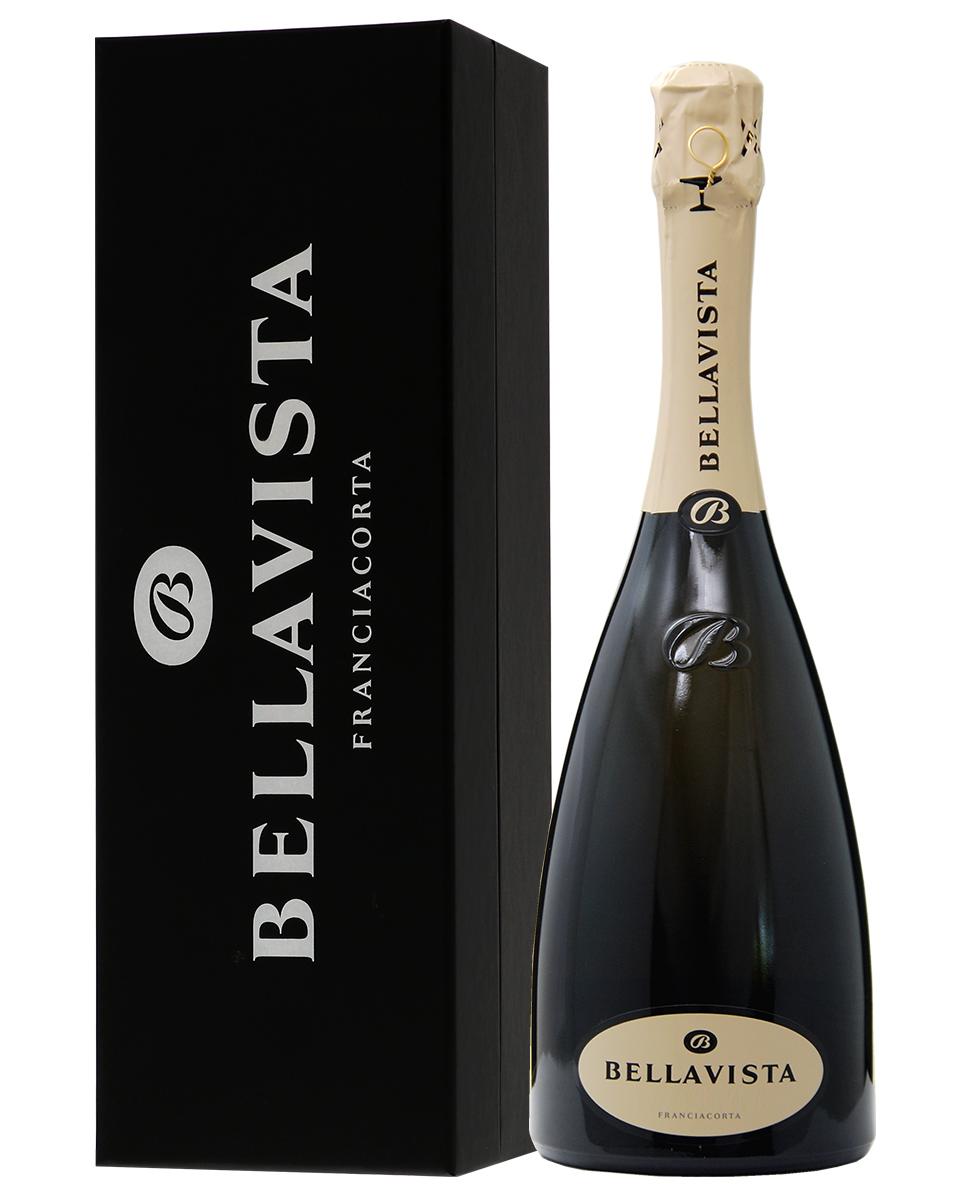 ベラヴィスタ フランチャコルタ サテン 2014 ギフトボックス 750ml 正規 スパークリングワイン イタリア