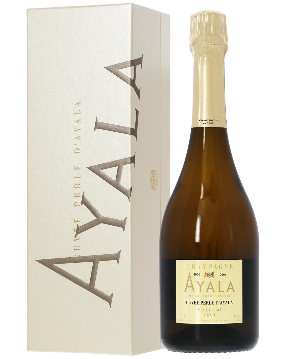アヤラ ペルル ダヤラ 2006 箱付 750ml 並行 シャンパン シャンパーニュ フランス