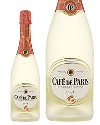 kafedoparipichi正规的750ml汽酒法国