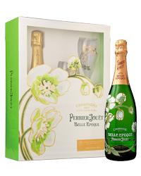 【あす楽】【包装不可】 ペリエ ジュエ(ペリエ・ジュエ) キュヴェ(キュベ) ベル エポック(ベル・エポック) 2012 箱付 グラスセット 750ml 並行 シャンパン シャンパーニュシャンパン Champagne フランス