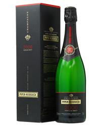 パイパー エドシック ブリュット ヴィンテージ 2008 箱付 750ml 正規 シャンパン シャンパーニュ フランス