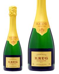 【あす楽】 クリュッグ グランド キュヴェ ハーフ 375ml 正規 シャンパン シャンパーニュ フランス