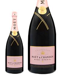 【包装不可】 モエ エ シャンドン(モエ・エ・シャンドン) ブリュット アンペリアル ロゼ マグナム 1500ml 正規 シャンパン シャンパーニュ フランス