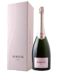 【包装不可】 クリュッグ ロゼ マグナム 箱付 1500ml 正規 シャンパン シャンパーニュ フランス