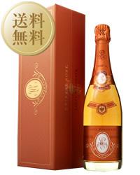 【送料無料】 ルイ ロデレール(ルイ・ロデレール) クリスタル ロゼ 2009 箱付 750ml 並行 シャンパン シャンパーニュ フランス